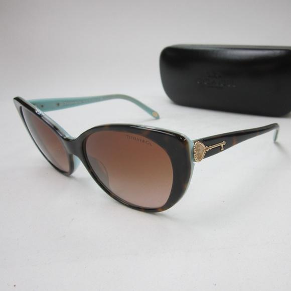 08753a61c95e Tiffany Co TF4099H 8134 3B Sunglasses Italy OLI815